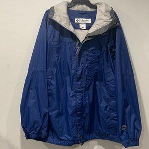 Men's Columbia Omni tech jacket/windbreaker